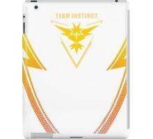 Instinct Team - Pokemon Go iPad Case/Skin