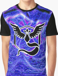 Mystic Psychedelic Graphic T-Shirt