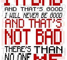 Bad Anon - Wreck-it Ralph by Brianne Bradley