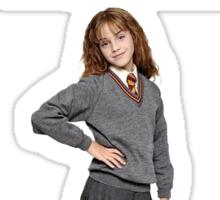 Hermione is sassy  Sticker