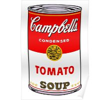 Campbell's Tomato Soup Can - Andy Warhol Poster