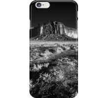 Black Valley  iPhone Case/Skin
