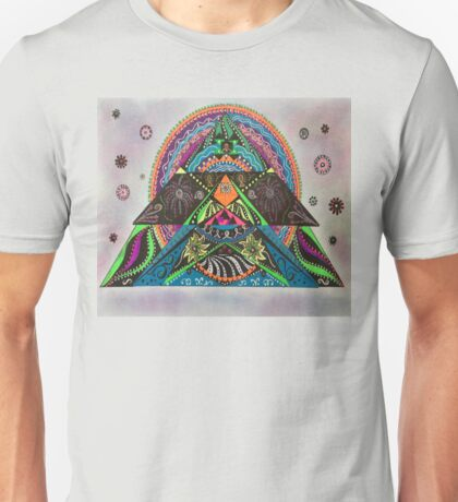 Meandering Unisex T-Shirt