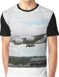 Airbus A380  Graphic T-Shirt