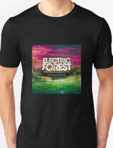 electric forest 2016 Unisex T-Shirt