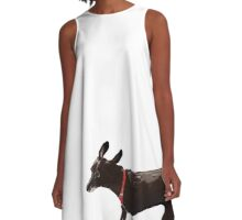 Sassy Dog A-Line Dress