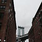 Brooklyn by letterw