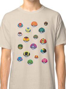 Pokeballs - Pokémon Classic T-Shirt
