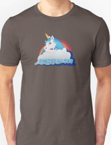 Central Intelligence - Unicorn (Not Faded) T-Shirt