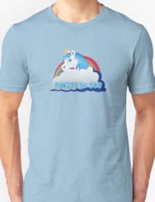 Central Intelligence - Unicorn (Not Faded) Unisex T-Shirt