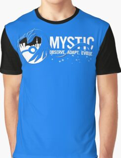 Team Mystic Toronto [1] [white text] Graphic T-Shirt