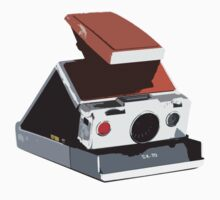 SX70 Retro Camera Design by Steve's Fun Designs