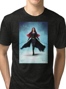 The Ice Angel Tri-blend T-Shirt