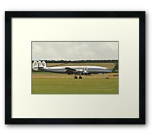 Super Connie Framed Print
