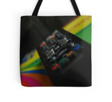 Television remote 2, colour Tote Bag