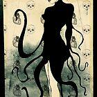 black octopus by Christian Scheuer