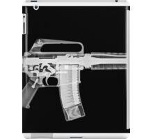 M4 (m16A2) Assault rifle under x-ray iPad Case/Skin
