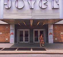 Joyce Theater  by mar78me