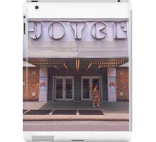 Joyce Theater  iPad Case/Skin