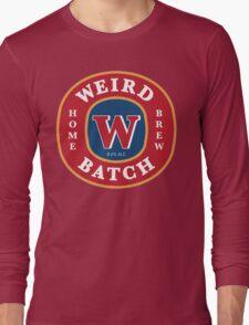 Weird Batch Home Brew Long Sleeve T-Shirt