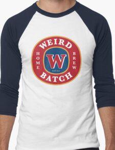 Weird Batch Home Brew Men's Baseball ¾ T-Shirt