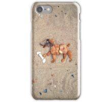 Salty Seadog found a bone! iPhone Case/Skin