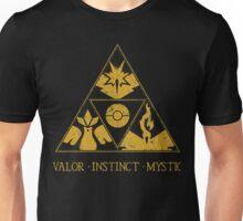 The Tripoke (Gold) Unisex T-Shirt