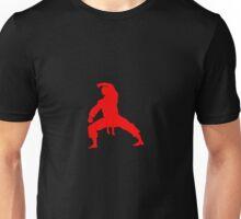 Kämpfer red Unisex T-Shirt