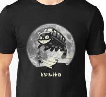 Cat Jump Unisex T-Shirt