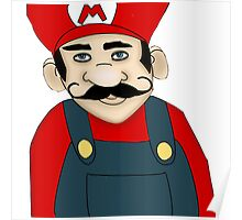 Brother, Mario Poster