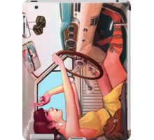 The Getaway iPad Case/Skin
