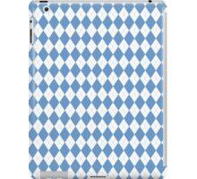 UNC Argyle Carolina Blue Tarheel iPad Case/Skin