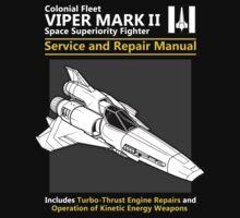 Viper Mark II Service and Repair Manual Baby Tee