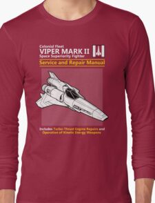 Viper Mark II Service and Repair Manual Long Sleeve T-Shirt