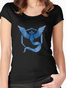 Team Mystic (Best Quality) Women's Fitted Scoop T-Shirt