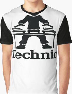 skilled dj shirt Graphic T-Shirt