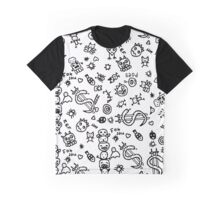 DOODLES Graphic T-Shirt