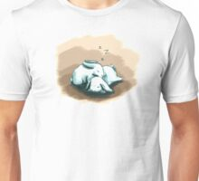 Some Days - Liv & Lov sleeping Unisex T-Shirt