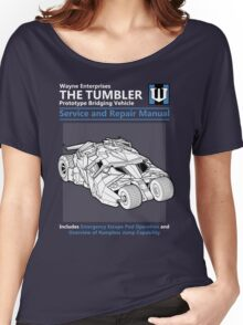 Bridging Vehicle Service and Repair Manual Women's Relaxed Fit T-Shirt