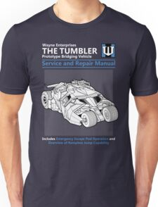 Bridging Vehicle Service and Repair Manual Unisex T-Shirt