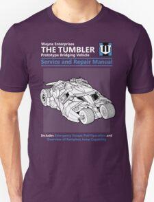 Bridging Vehicle Service and Repair Manual Unisex T-Shirt