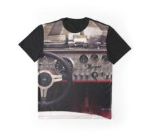 Classic Car, morgan cockpit Graphic T-Shirt