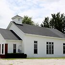 HISTORICAL RURAL CHURCH by Pauline Evans