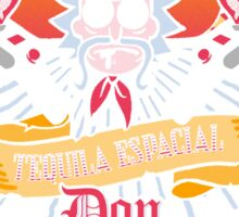 Tequila Don Sanchez Sticker