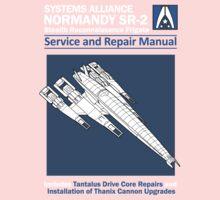 SR2 Service and Repair Manual Kids Clothes