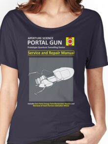 ASHPD Service and Repair Manual Women's Relaxed Fit T-Shirt