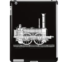 c1835 Samson Type Steam Locomotive Engine iPad Case/Skin