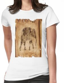 Elephant Dreams Womens Fitted T-Shirt