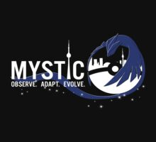 Team Mystic Toronto [2] [white text] One Piece - Long Sleeve