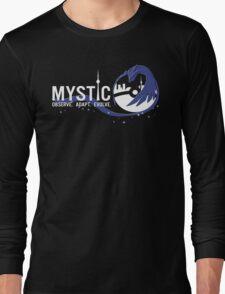 Team Mystic Toronto [2] [white text] Long Sleeve T-Shirt